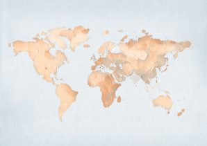 Gepa world map